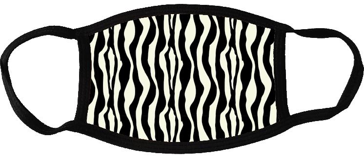 5 face mask - animal pattern 2