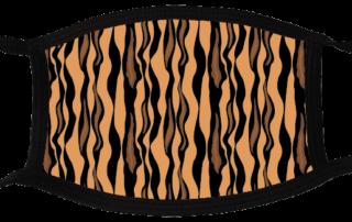 5 face mask - animal pattern 4