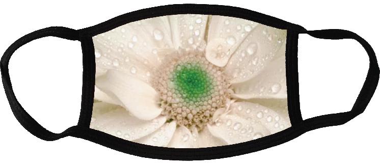Face mask - flower 1