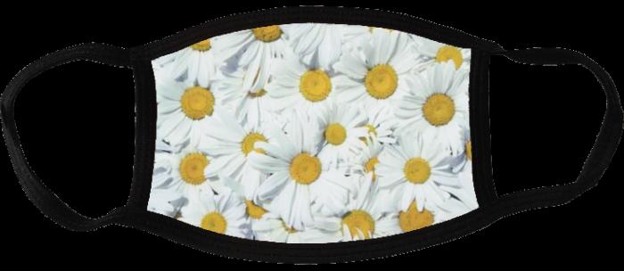Face mask - flower 2