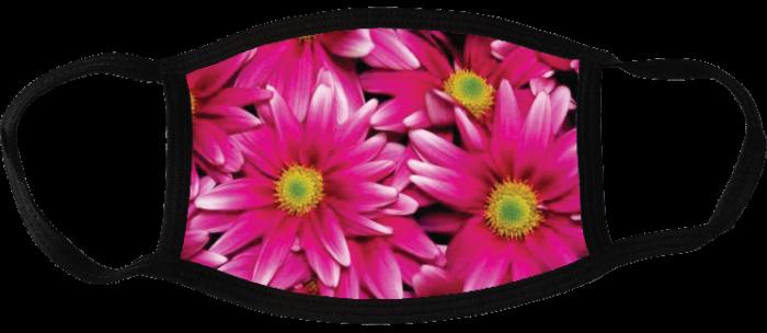 Face mask - flower 3
