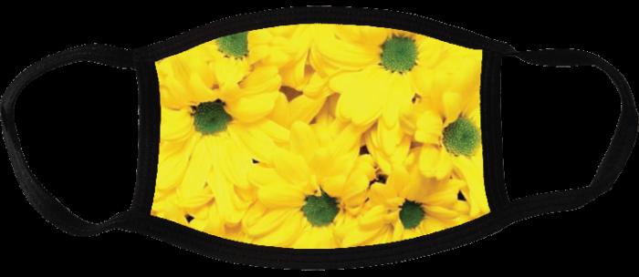 Face mask - flower 4