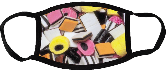 Face mask - sweets 4