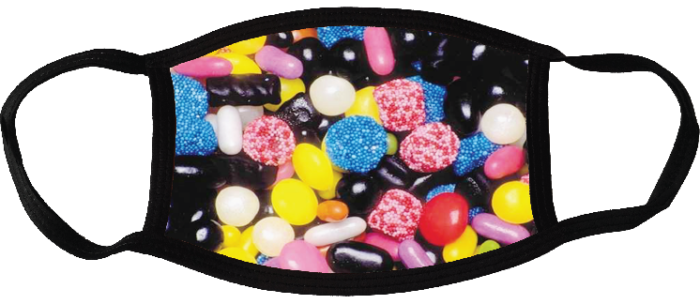 Face mask - sweets 5