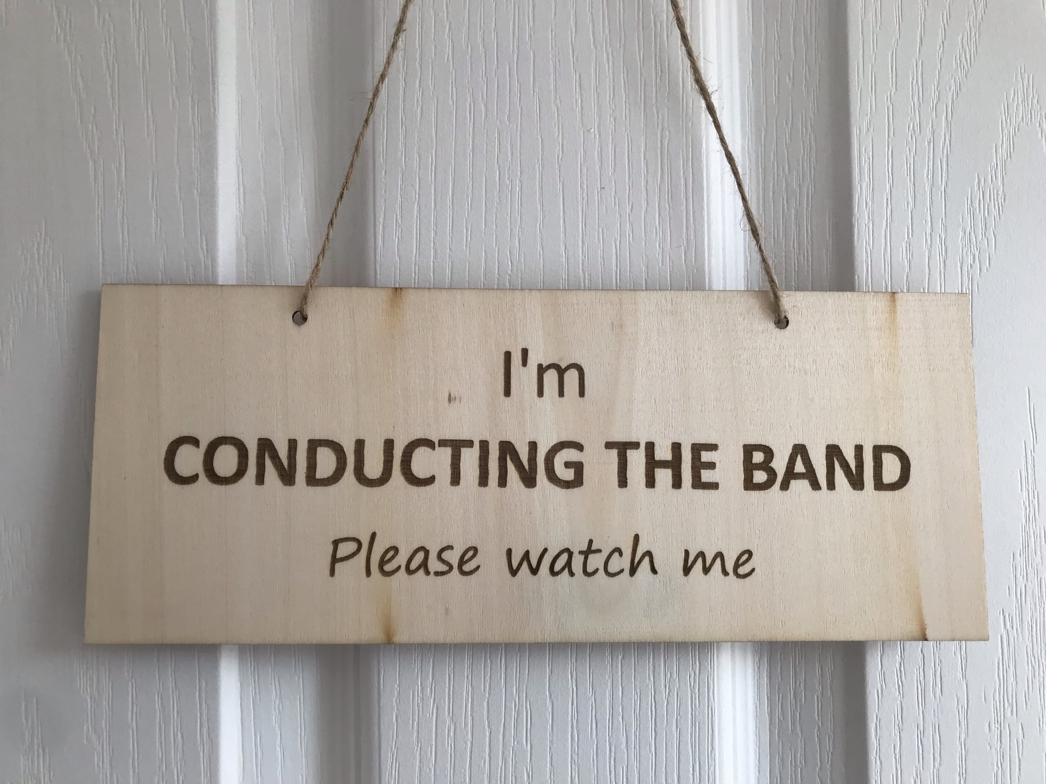 Rather be conducting back