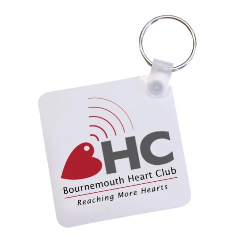 BHC-keyring